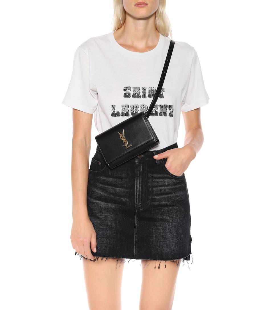 7d2ec647bd Kate leather belt bag