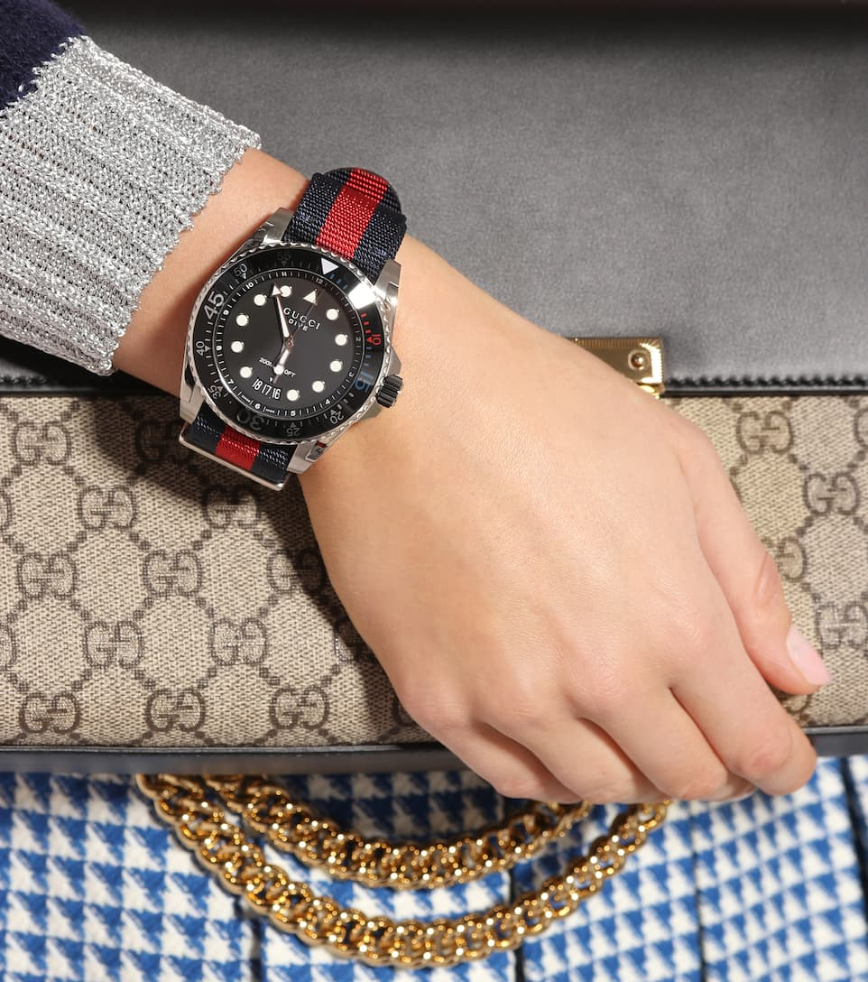 73d2b9c53b4 Gucci - Gucci Dive XL 45mm watch