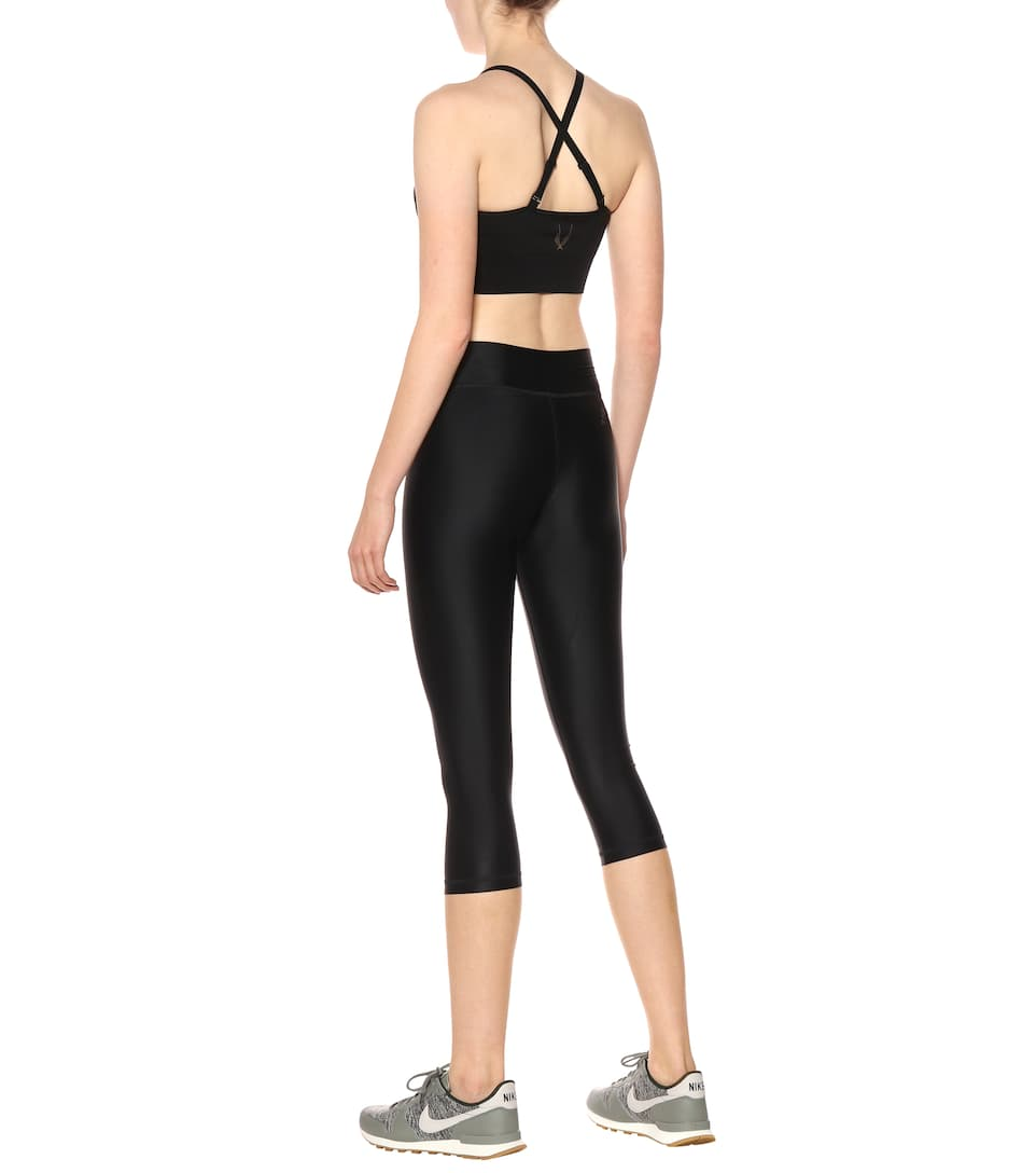 The Upside Cropped Leggings NYC mit Stretchanteil