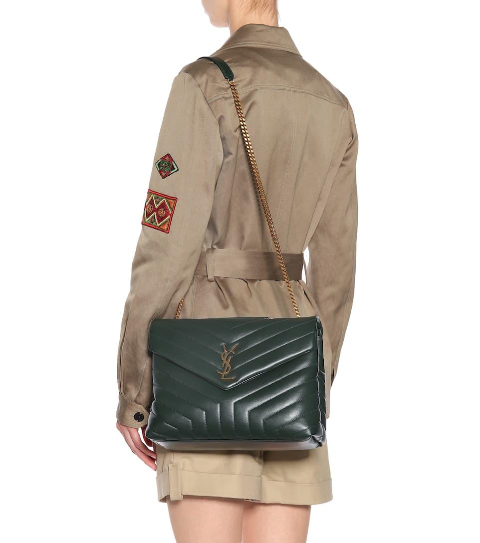 0555861c3 Medium Loulou Monogram Shoulder Bag - Saint Laurent | mytheresa