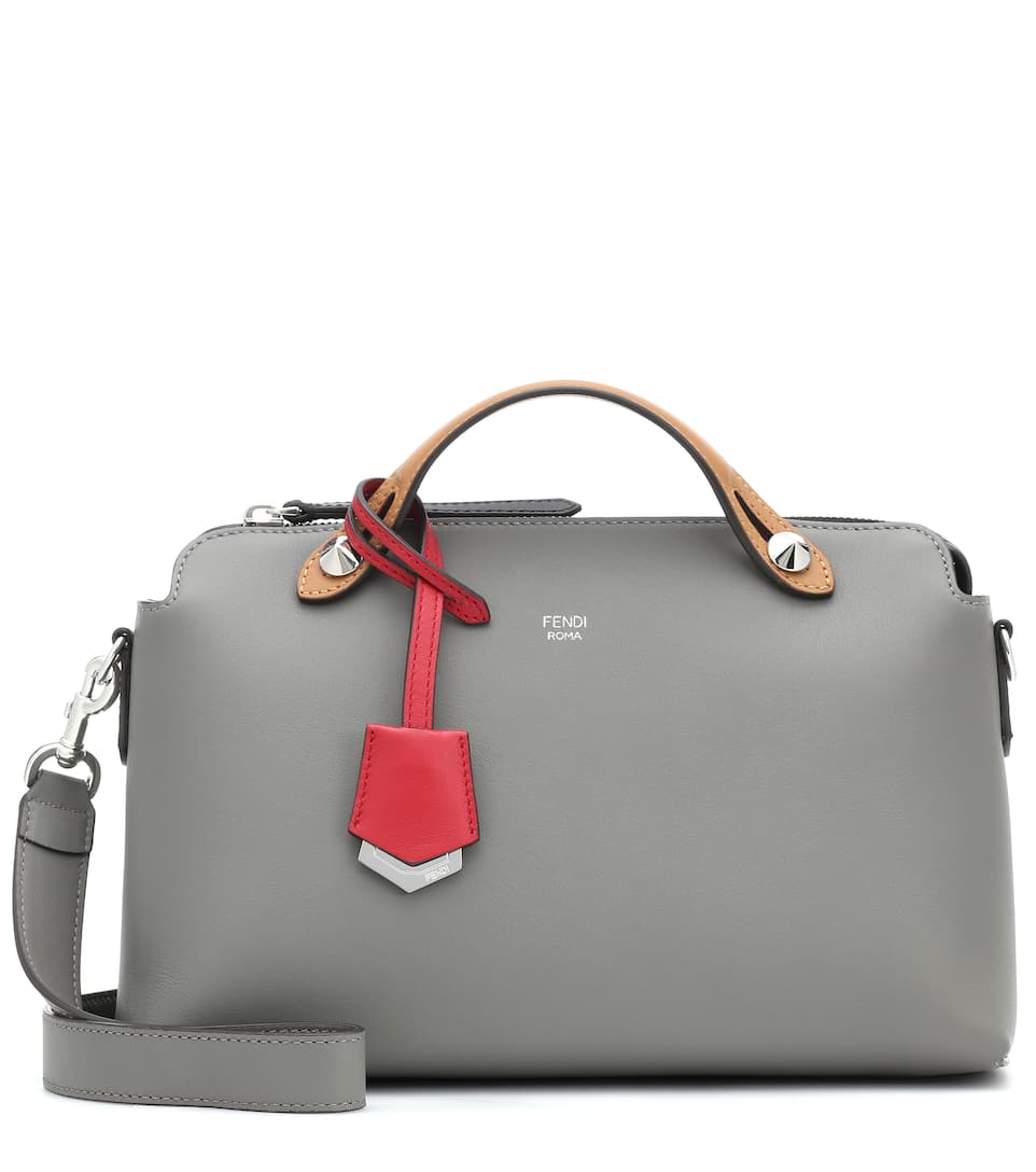 e5be6e0c89 By The Way Leather Shoulder Bag - Fendi
