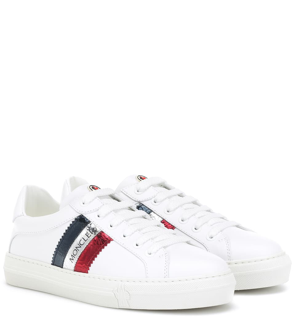 Ariel Leather Sneakers | Moncler