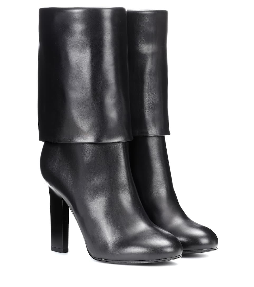 Victoria Beckham Stiefel aus Leder