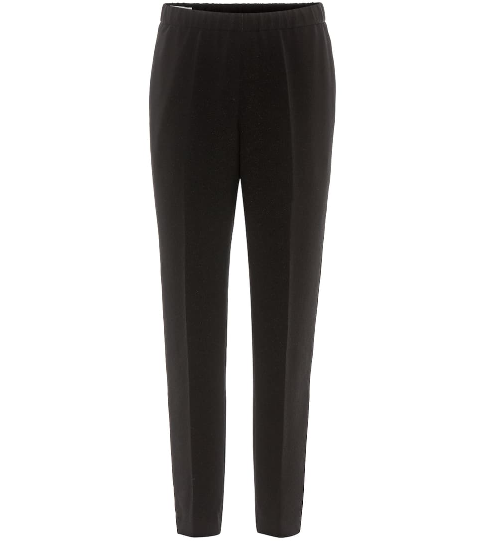Dries Van Noten Pants With Bow-fold