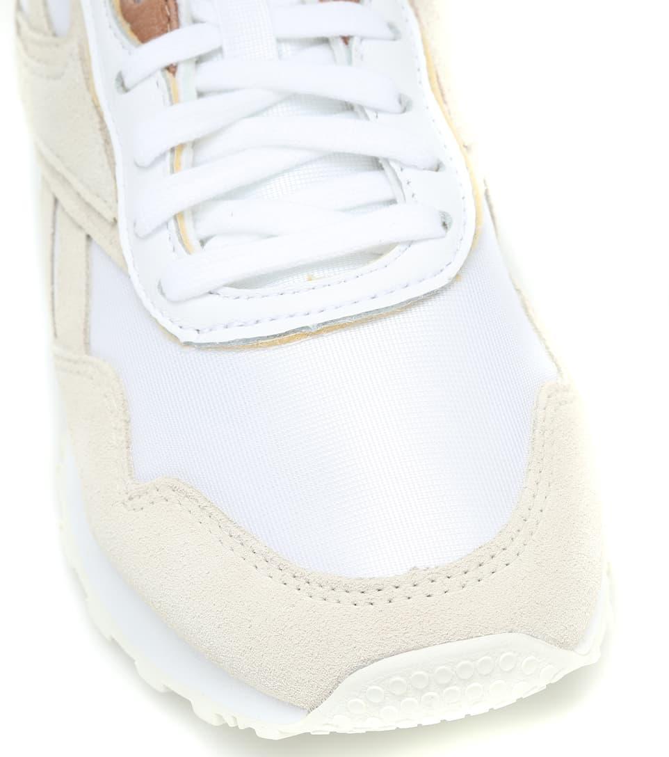 Rapide suede sneakers