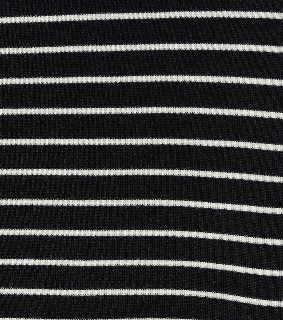 JW maglia lana di Anderson a righe Gonna in 8w8XqrPv 4125e0d09ef
