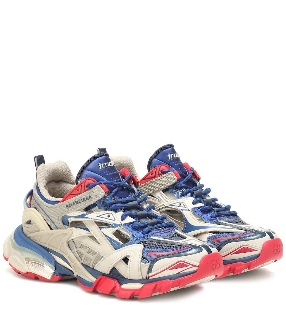 multiple colors various styles well known Track sneakers