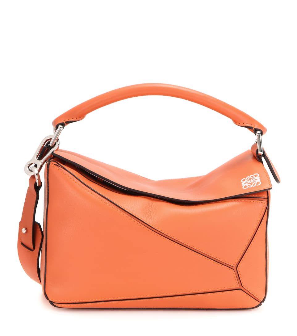 Loewe Ledertasche Puzzle Small