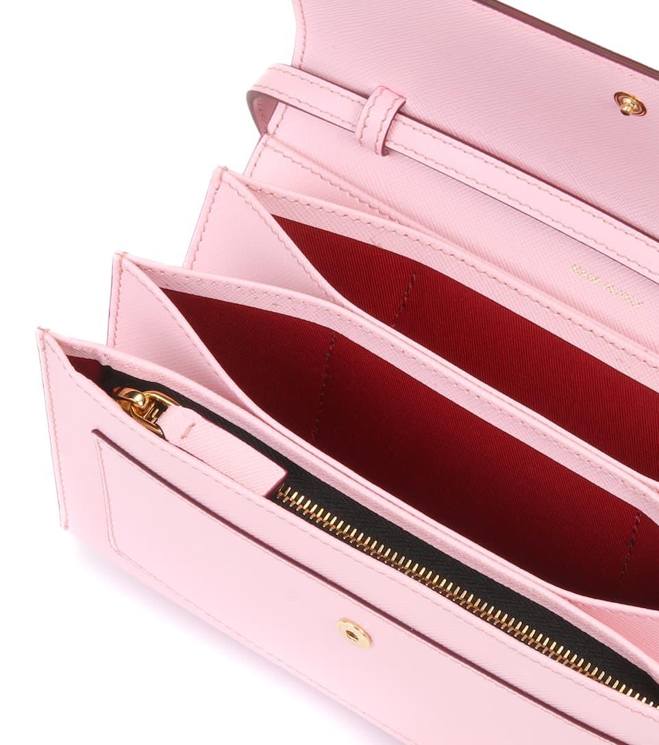 Marni Schultertasche Trunk Wallet