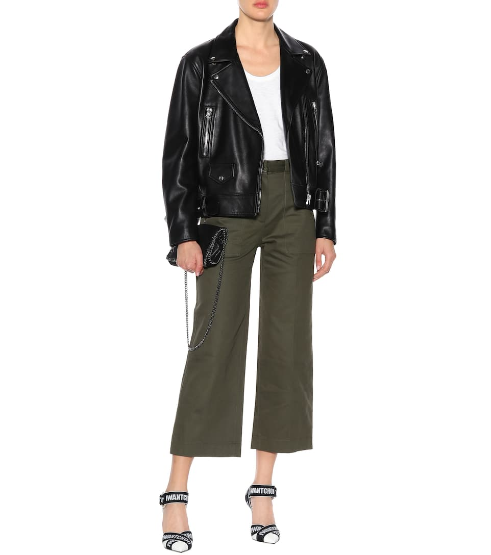 Outlet Rag & Bone Lora belted cotton cargo pants Dark Olive Discount 100% Guaranteed Free Shipping Websites 8n3msc