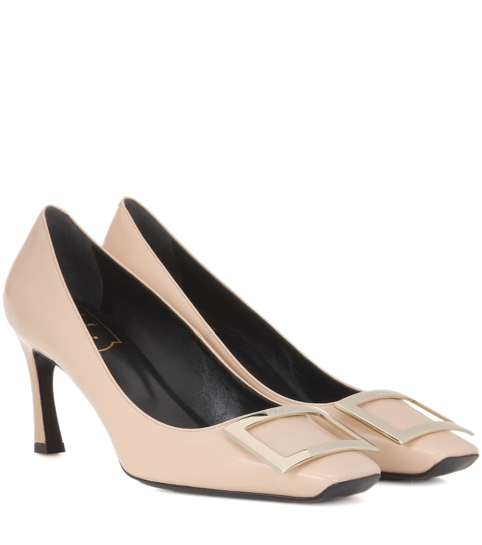 Sale 100% Authentic Belle Vivier leather pumps Roger Vivier For Sale Official Site High Quality Cheap Online wglaGdbv5f