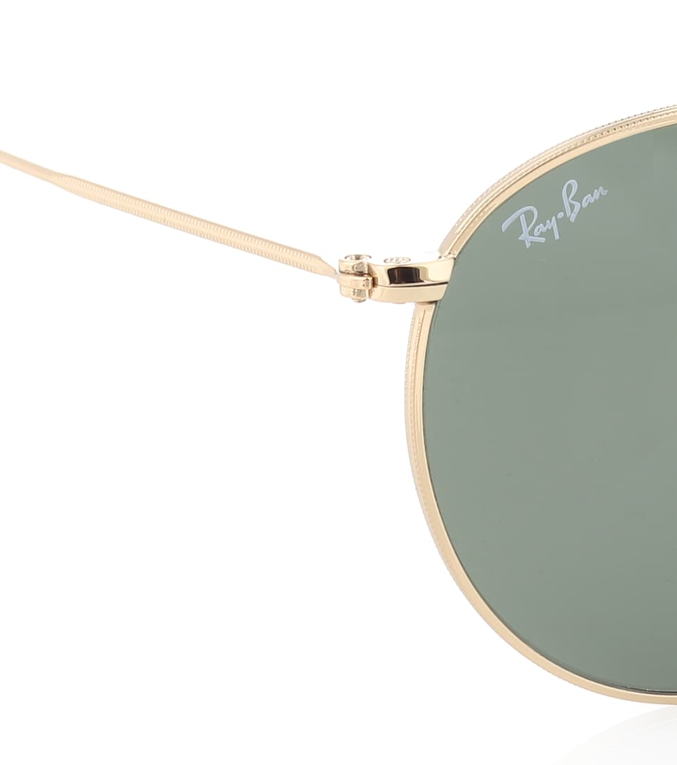 Ray Soleil Round De Metal Rb3447 Lunettes ban IW9HE2D