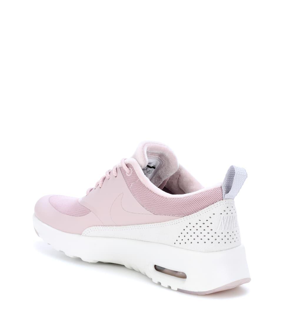 Nike Sneakers Nike Air Max Thea aus Leder und Samt Angebote Online-Verkauf Liefern Billige Online Footlocker Zum Verkauf uxRVSI