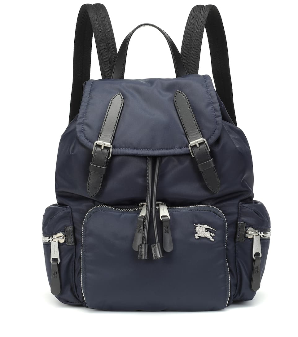 Rucksack Tessuto The Burberry Tecnico Medium Zaino In WI9EDH2Y
