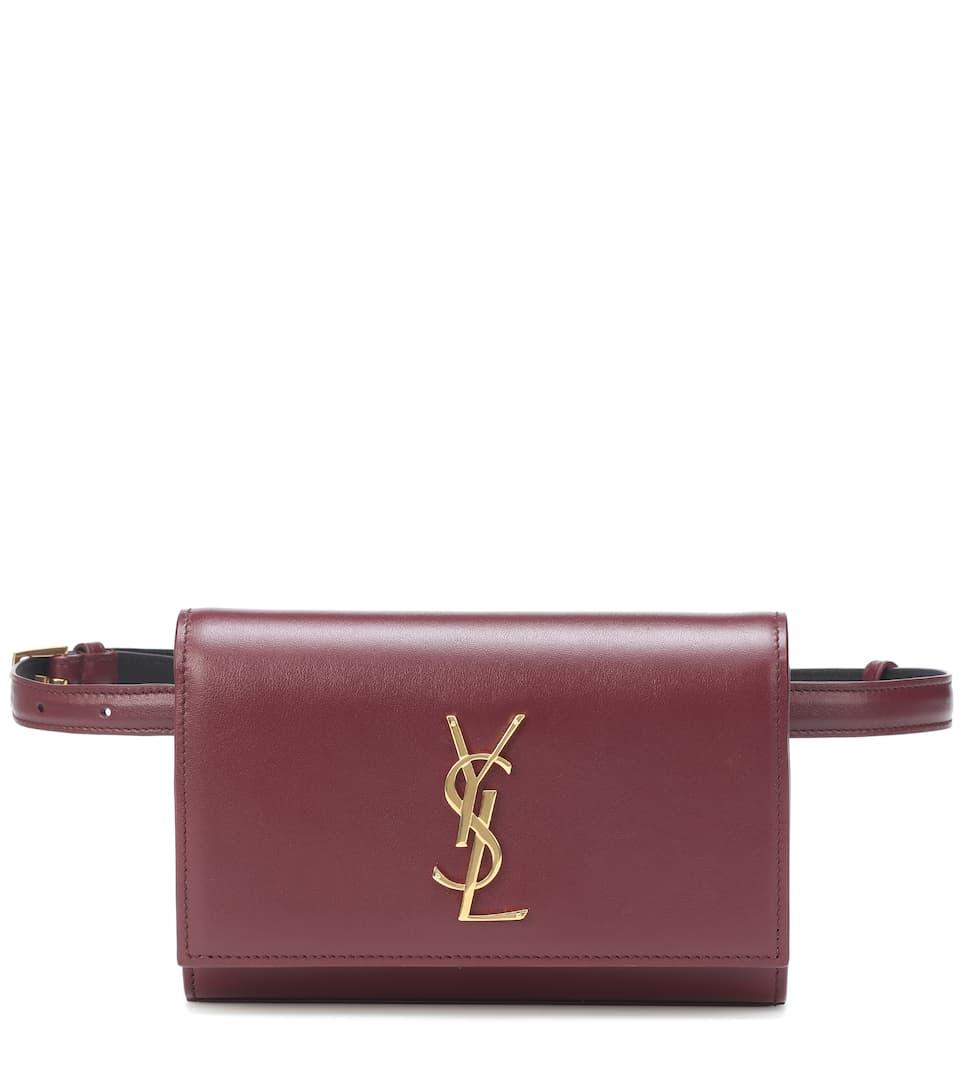 e98da303987 Kate Leather Belt Bag | Saint Laurent - Mytheresa
