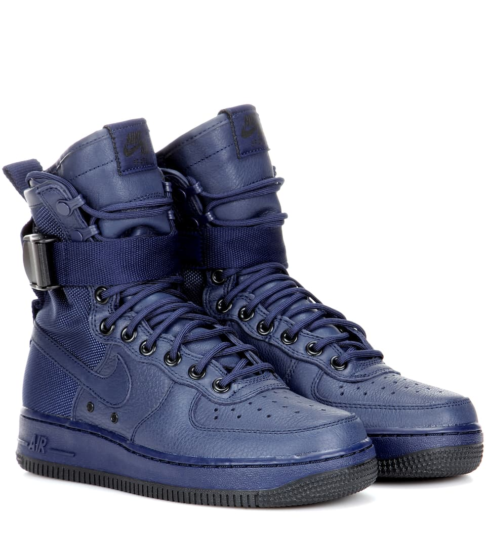 nike nike special field air force 1 sneaker boots. Black Bedroom Furniture Sets. Home Design Ideas