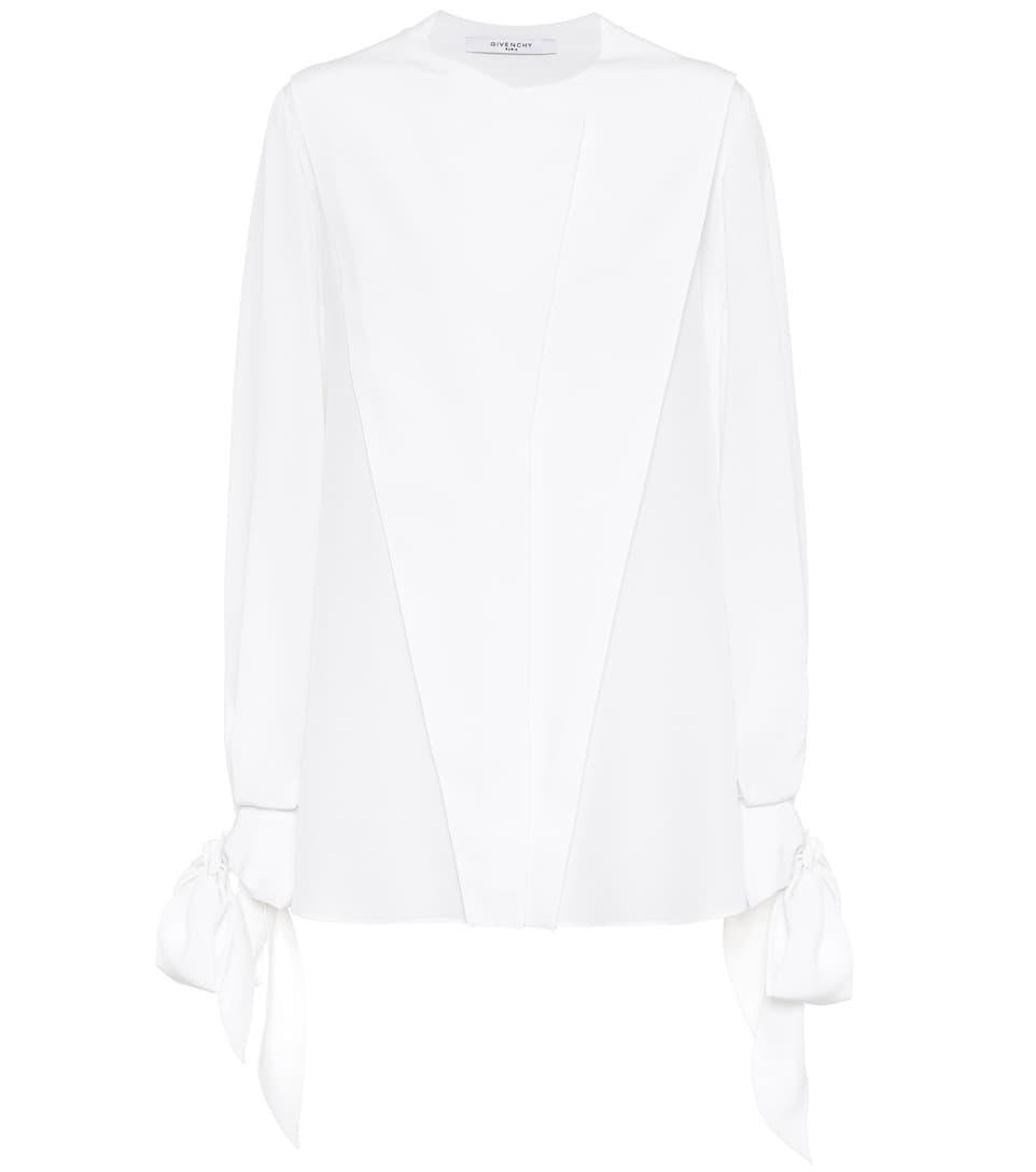 Givenchy Seidentop Bekommen Günstigen Preis Zu Kaufen jol6l1