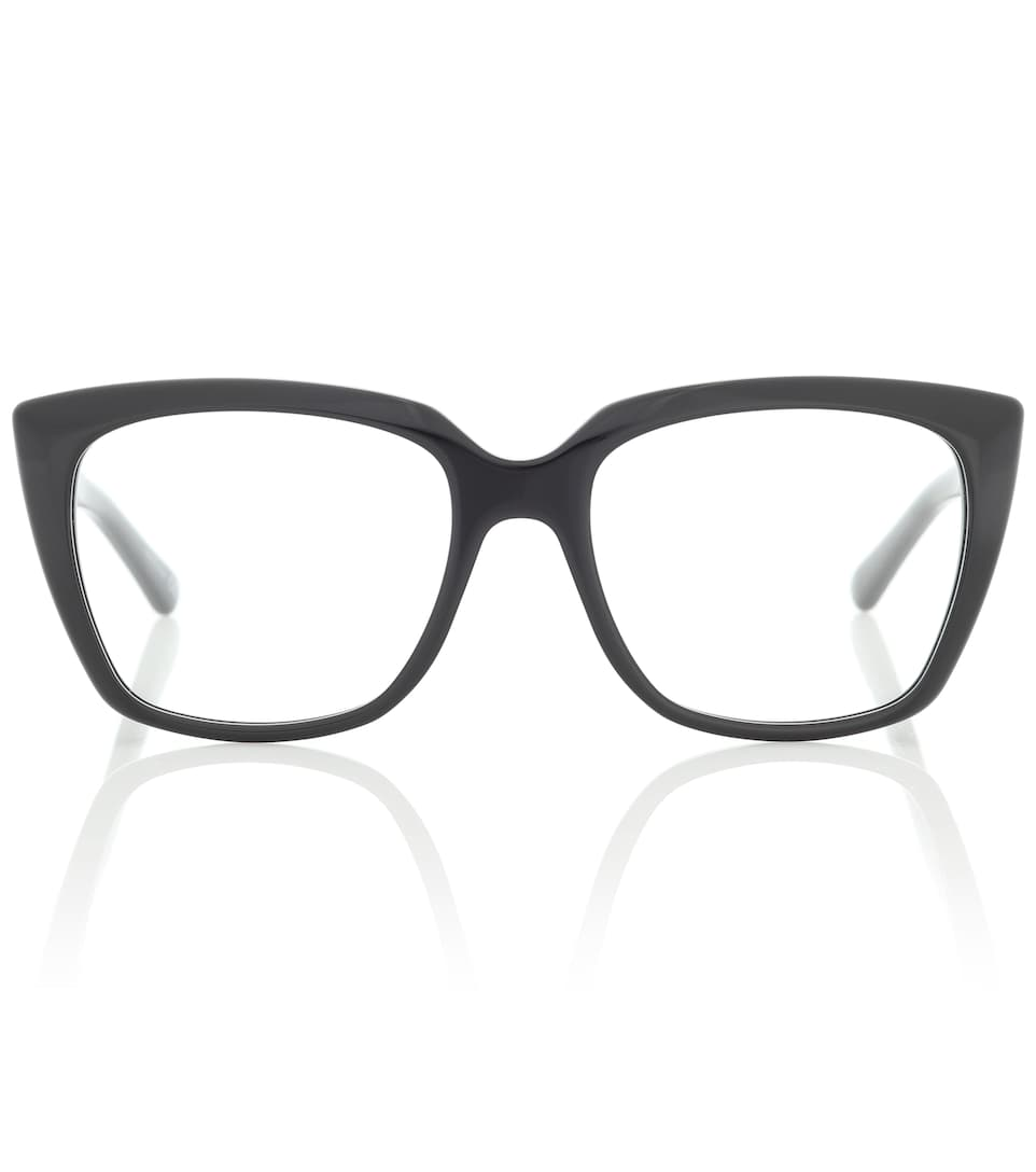 D Frame Glasses by Balenciaga