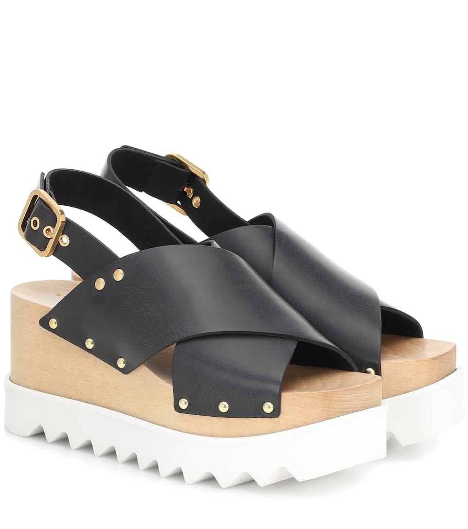 Elyse Platform Sandals | Stella