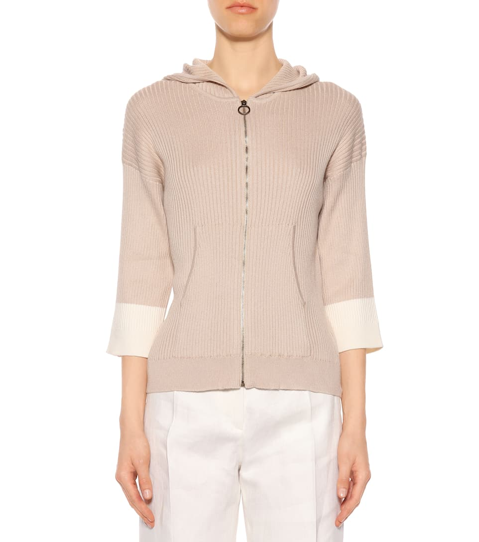 Clearance Agnona Cotton and cashmere sweater Beige Cheap Sneakernews Cheap Sale Many Kinds Of 2018 Unisex Cheap Price UTz2767hY8