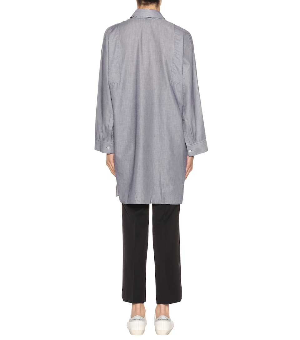 Discount Supply Jacqui cotton long shirt Acne Studios Visa Payment Cheap Outlet Locations I4Pve