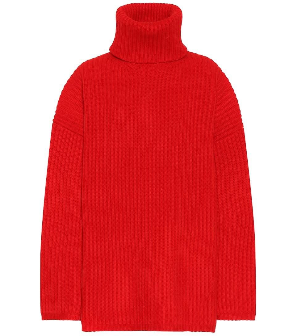 f0b8201fb Wool Turtleneck Sweater - Acne Studios