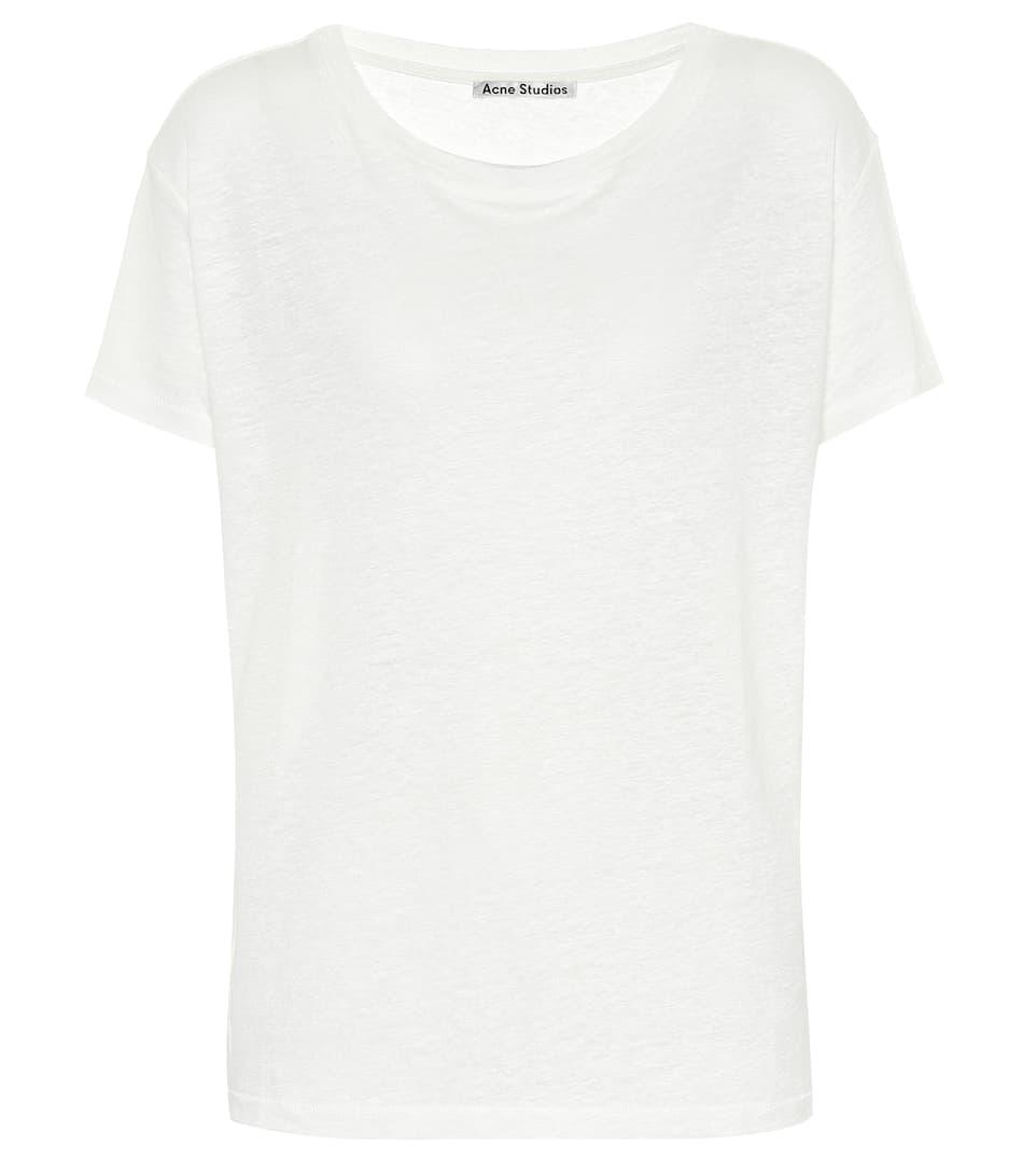 Eldora En Acne T shirt Studios Lin ZPkOXiuT