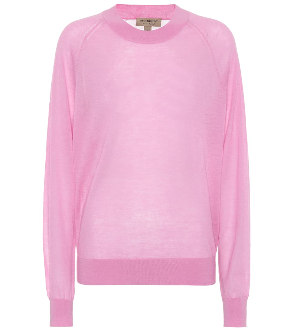 Burberry Sweater Of Cashmere