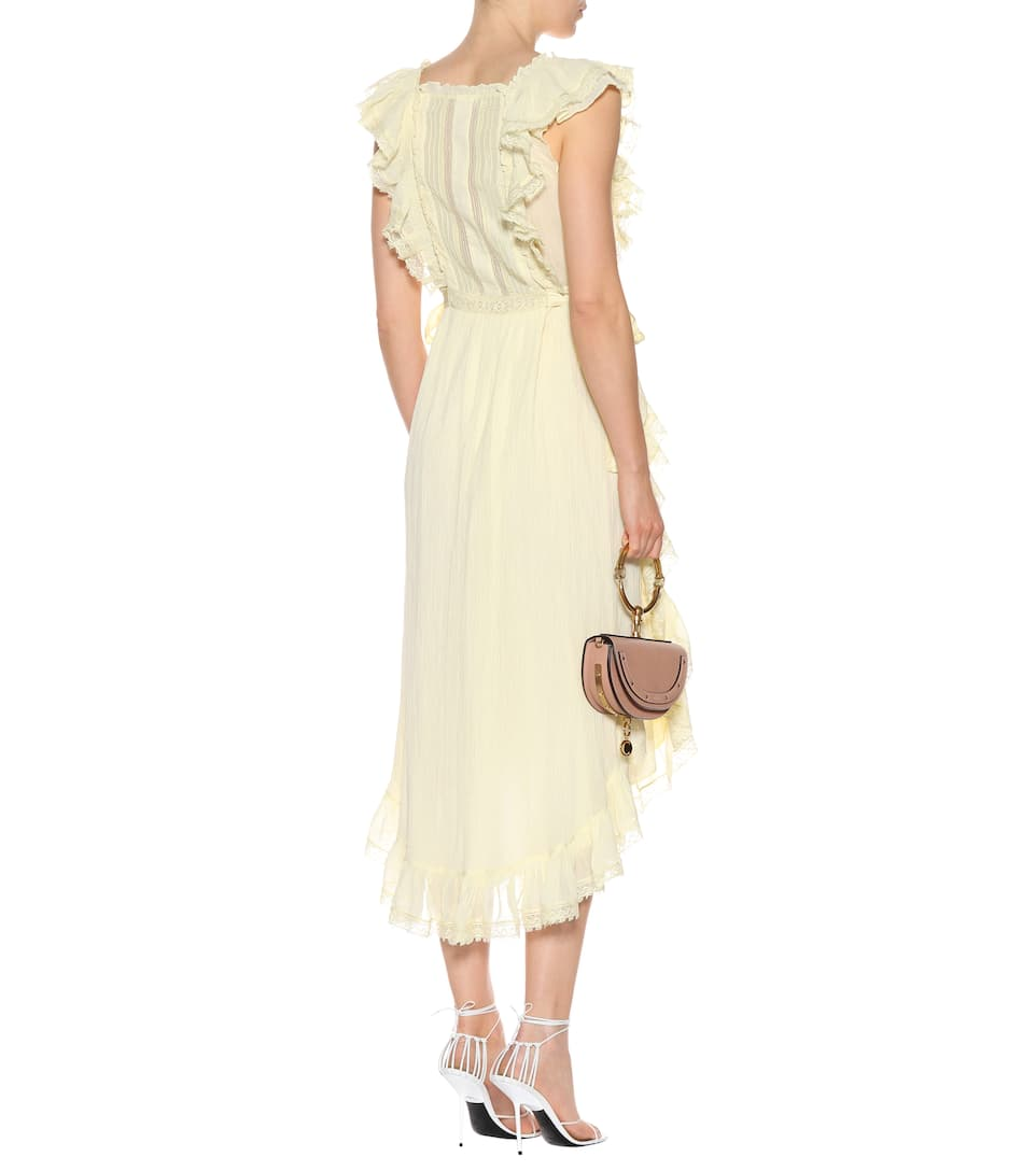 Marlene cotton dress Ulla Johnson Cheap Price Low Shipping Fee 9MBN21