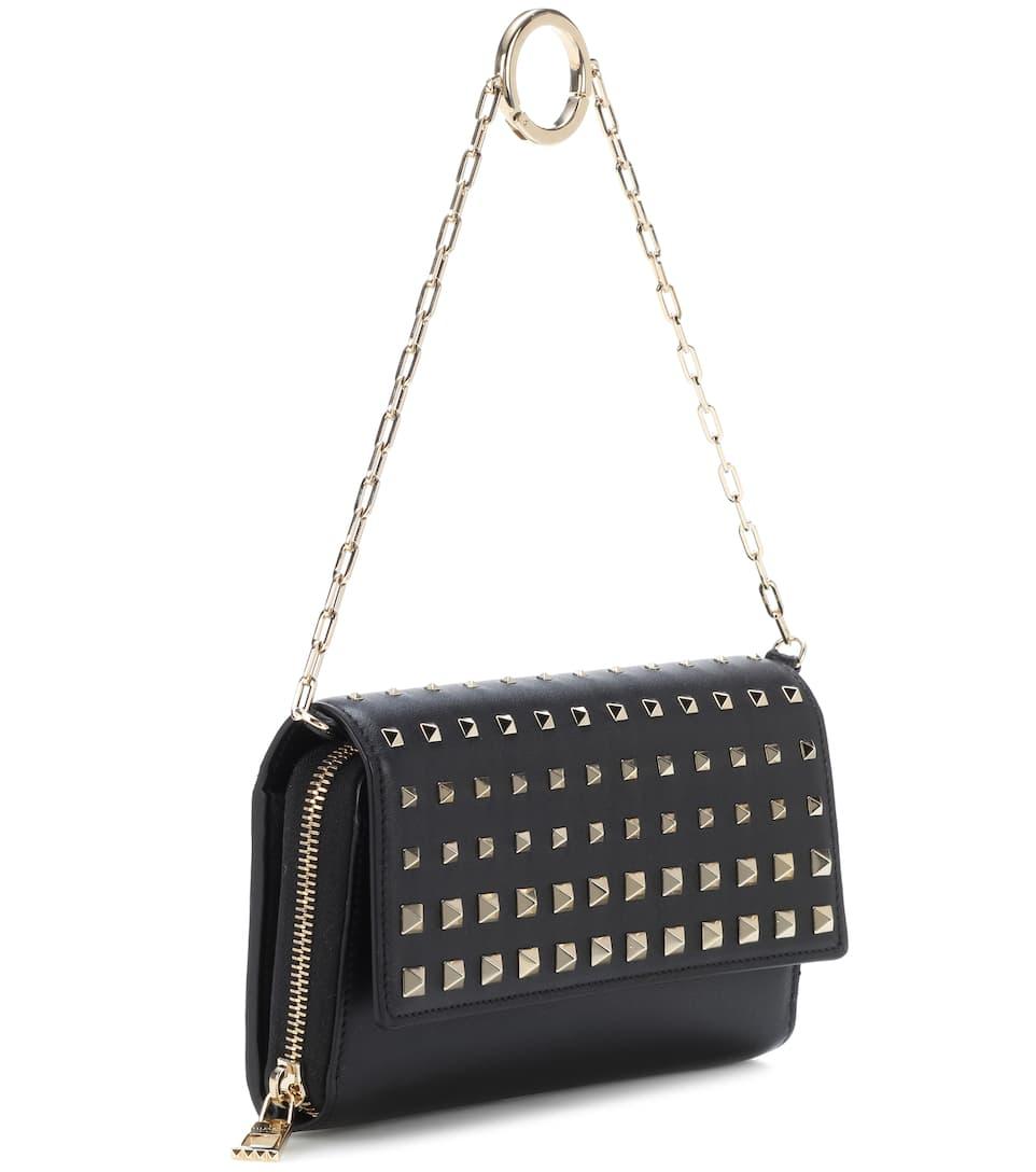 Valentino Valentino Shoulder Bag Rockstud Of Leather