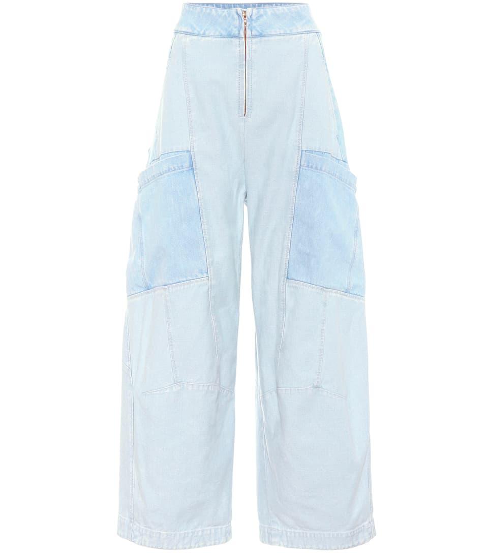 Chloé Weite Jeans