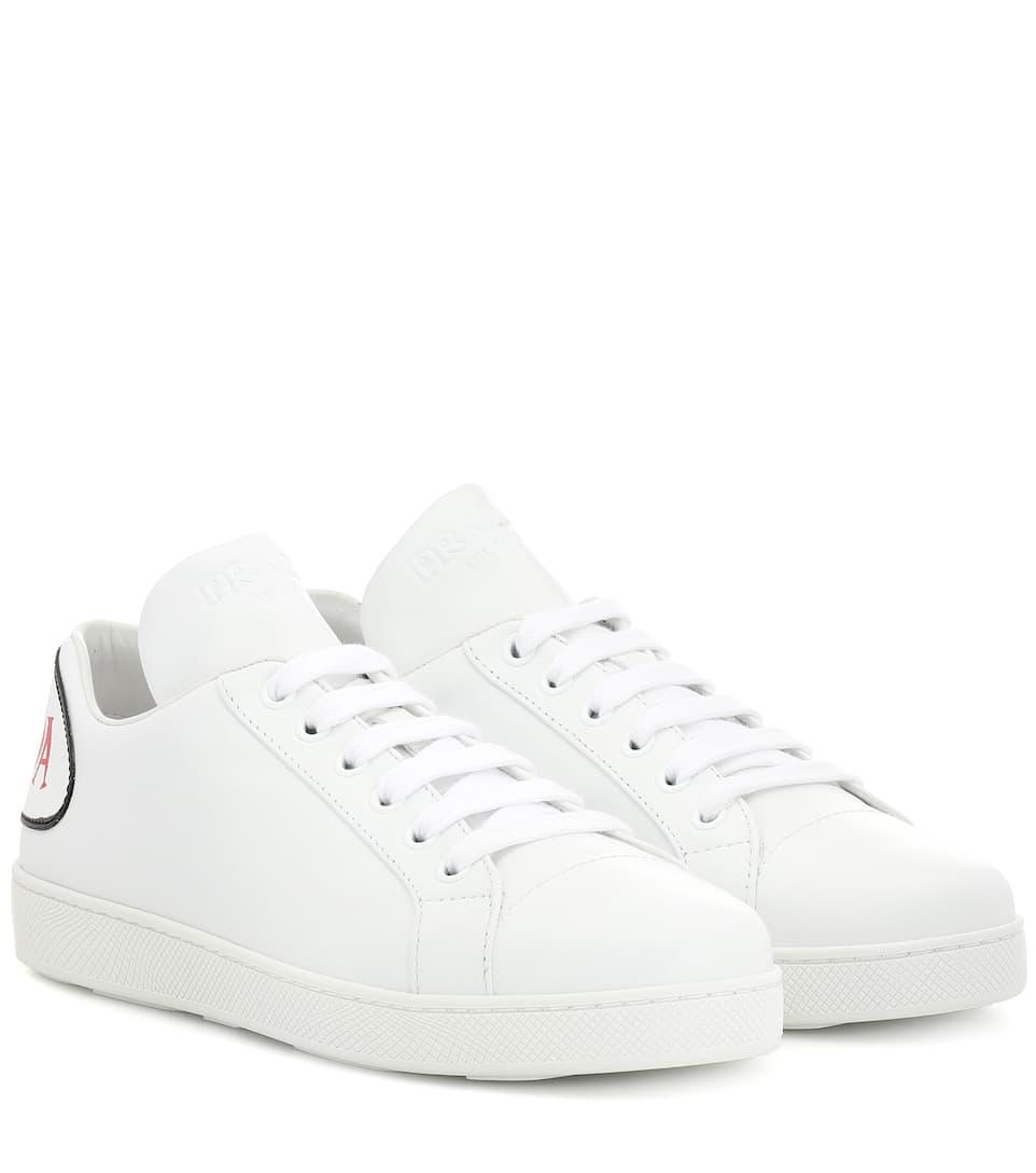 Prada Sneakers Leather sneakers