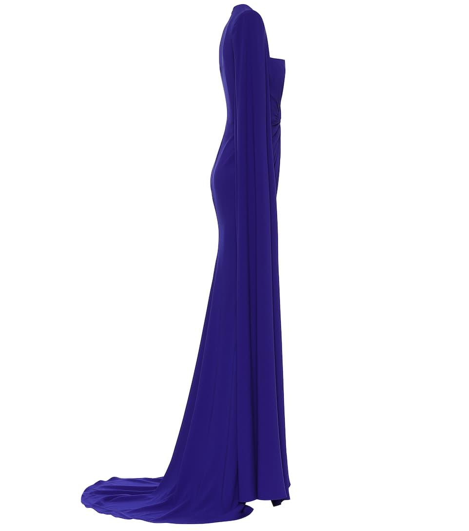 Kennedy Crêpe Gown - Alex Perry