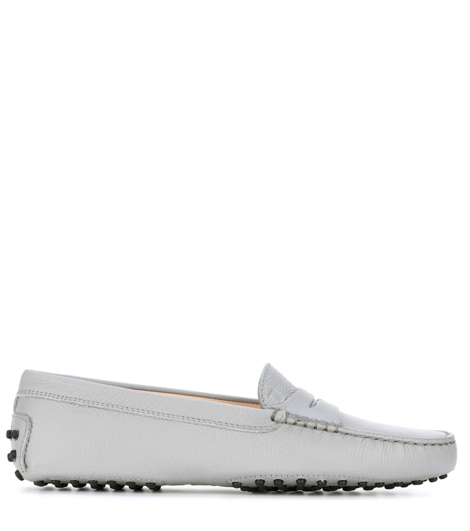 Tods Moccasins Gommino Of Leather