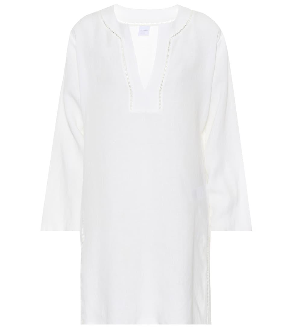 MANIERO LINEN DRESS