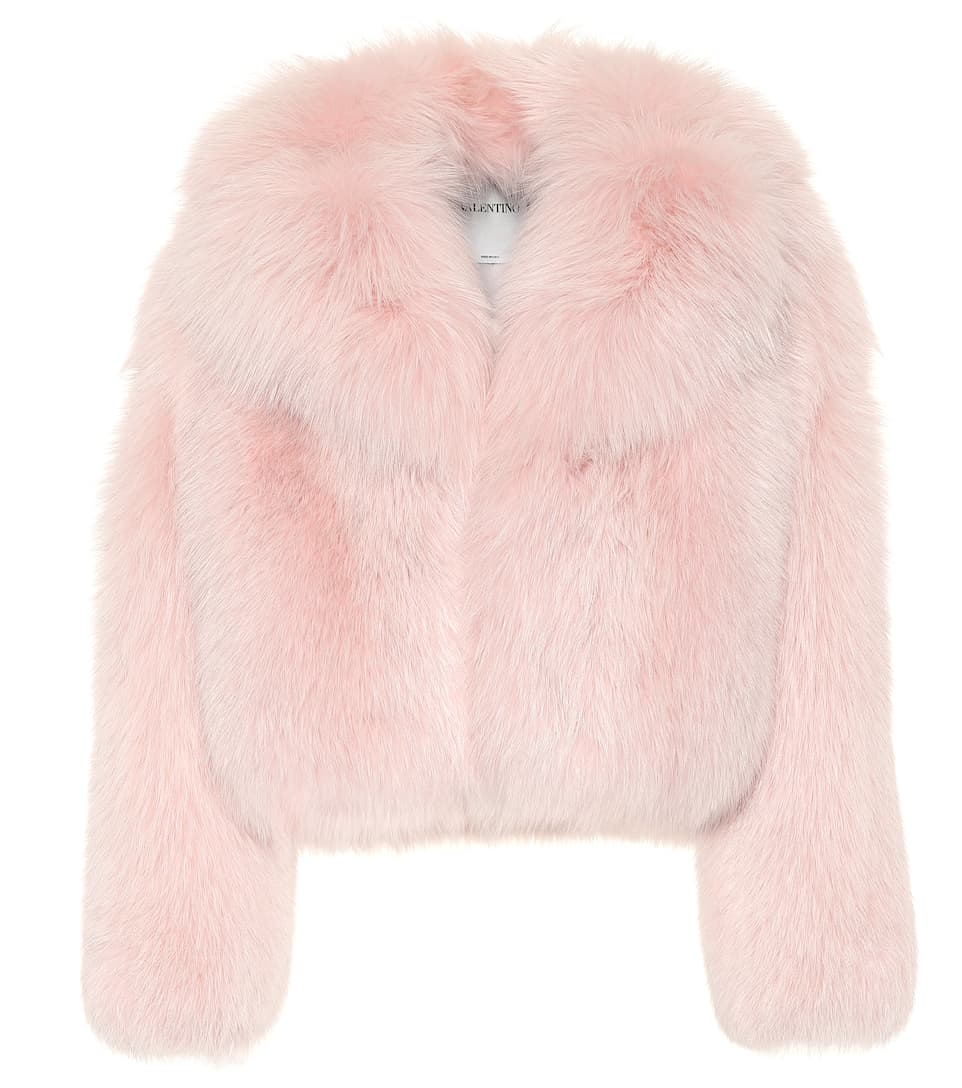 Fur Coat by Valentino