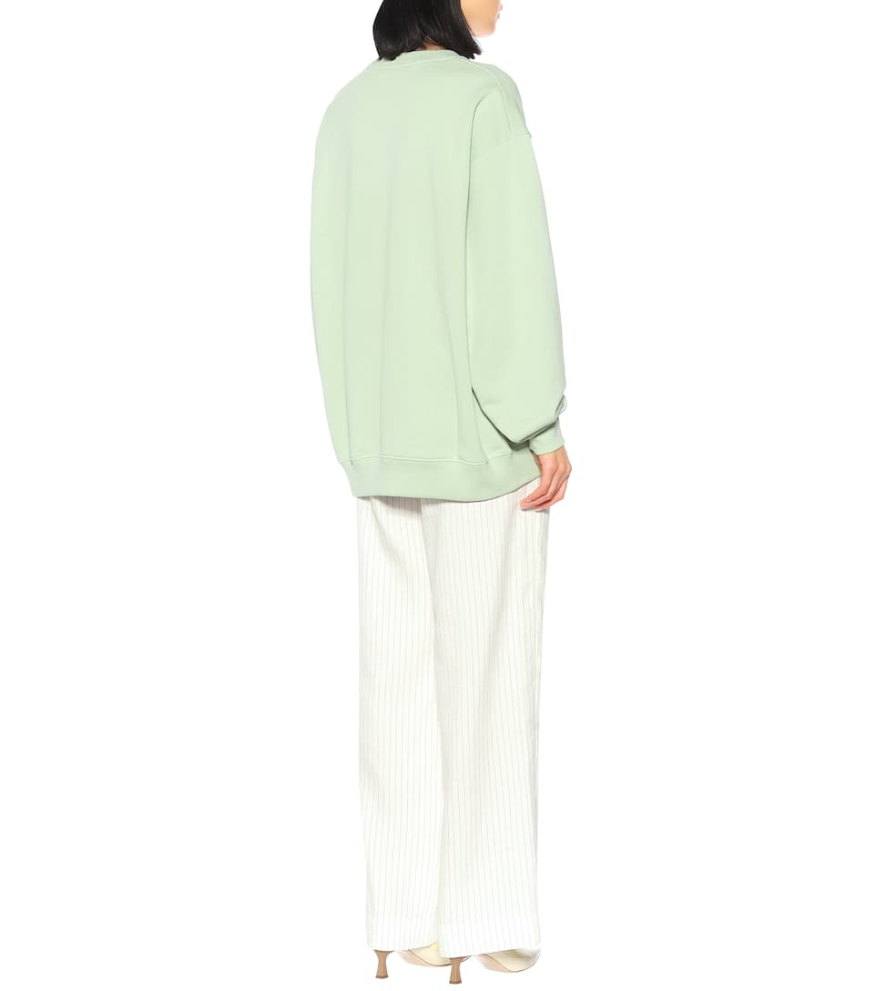 Forba Acne En Face Coton Sweat Studios shirt BodxCe