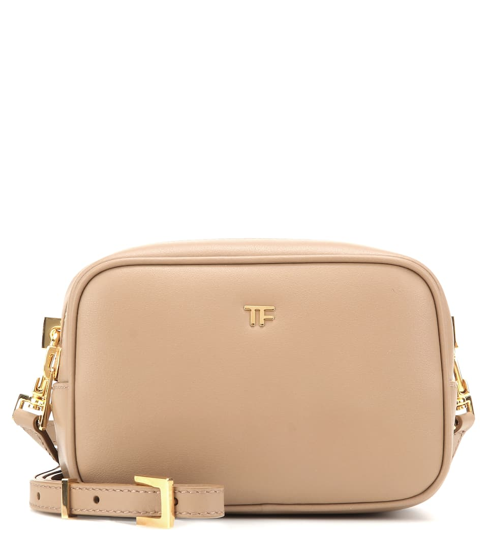 Tom Ford Leather crossbody bag