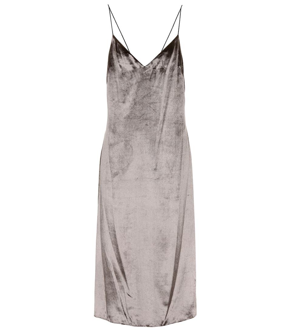 Parker sleeveless velvet dress Rag & Bone Clearance Perfect Clearance Comfortable Buy Cheap Explore BTSPVUEp