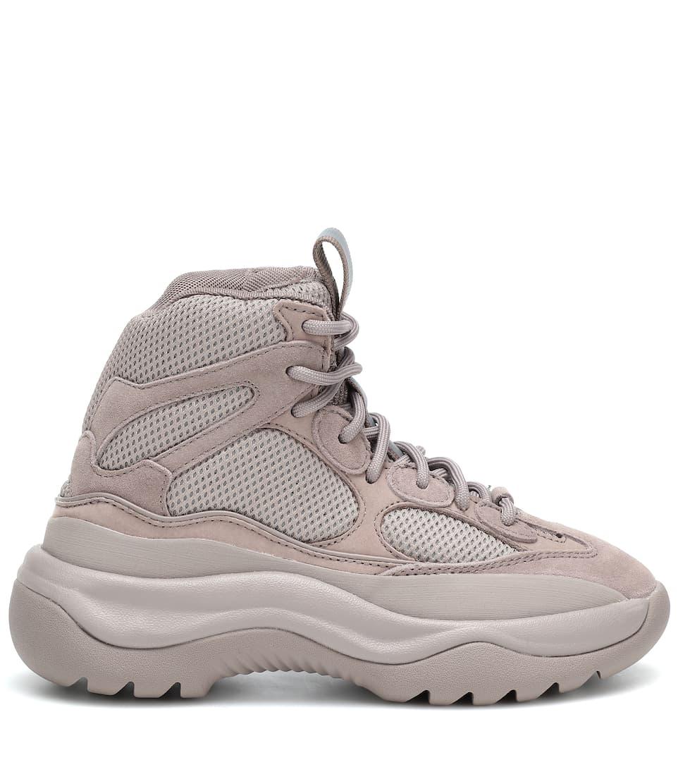 12d65302732 Yeezy - Zapatillas de gamuza (SEASON 7)