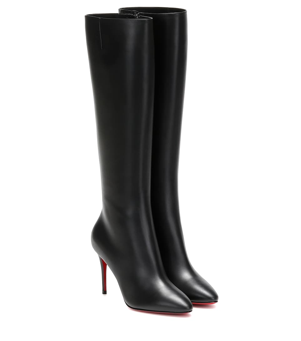 no sale tax new style free shipping Eloise 85 knee-high leather boots