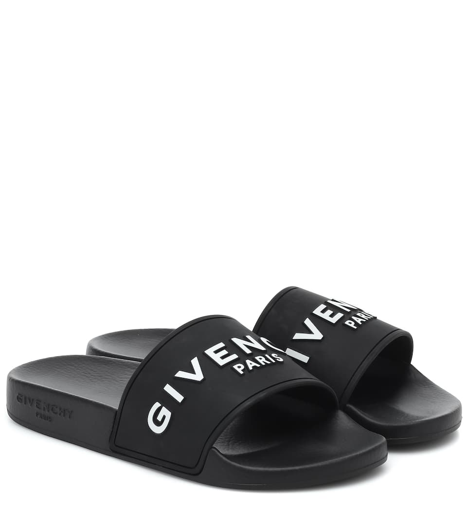 Discount Official Givenchy Printed slides Cheap Sale Really Explore Online Best Place Free Shipping Cheapest 8z0AzWU