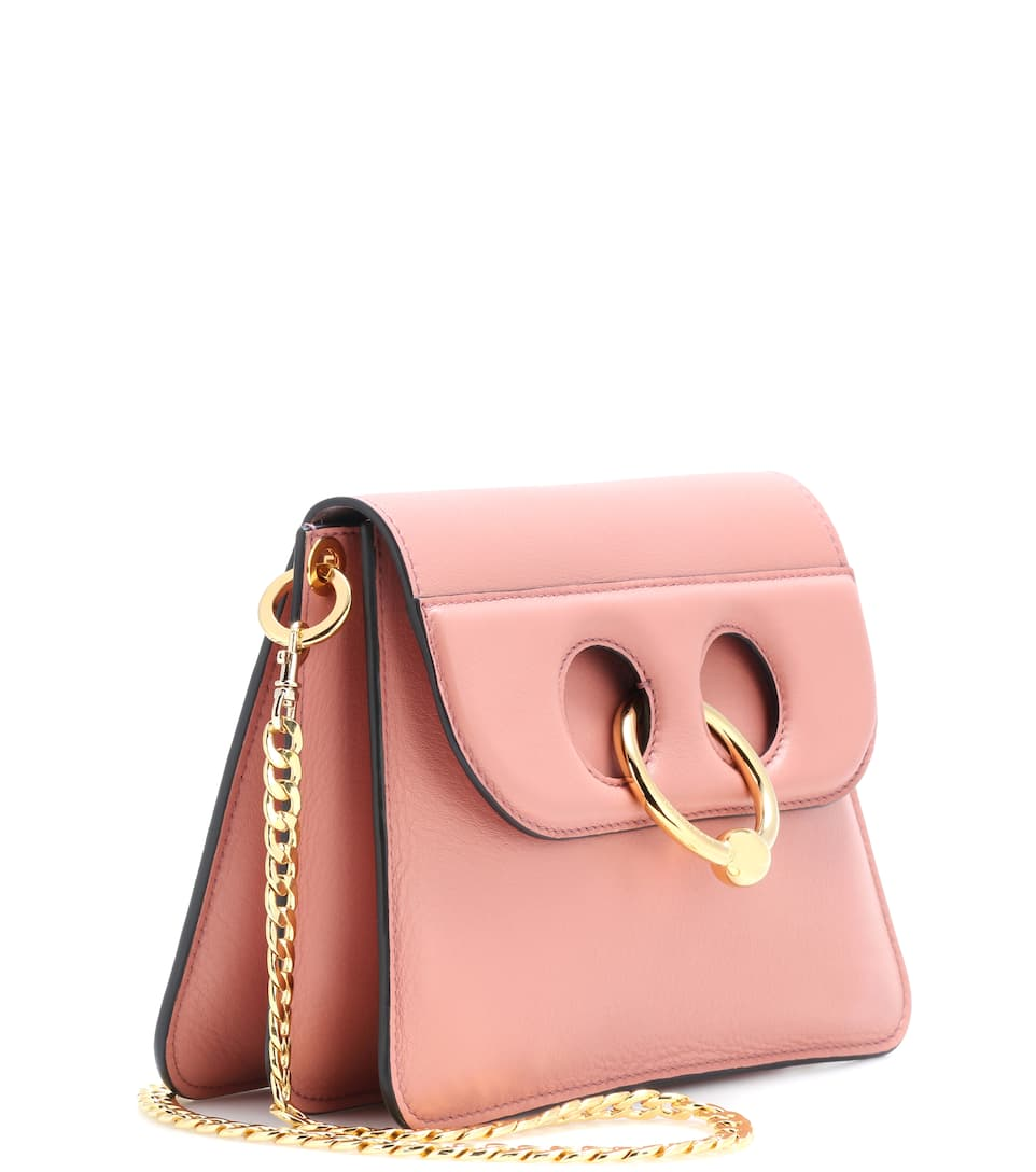JW Anderson Tasche Mini Pierce aus Leder Auslass Bester Verkauf Verkaufskosten oY98I1