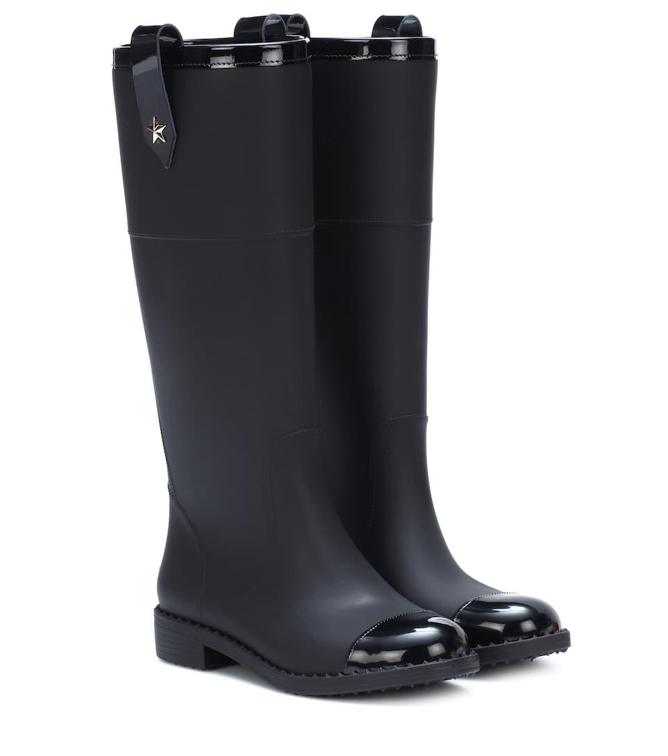 d3cecda1e8 Edith Rubber Boots | Jimmy Choo - mytheresa.com