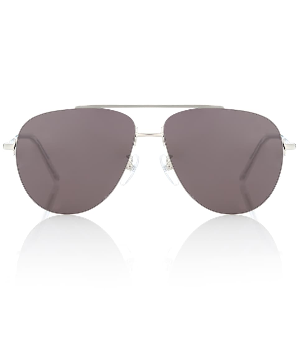 239ea612c8e Invisible Aviator Sunglasses - Balenciaga
