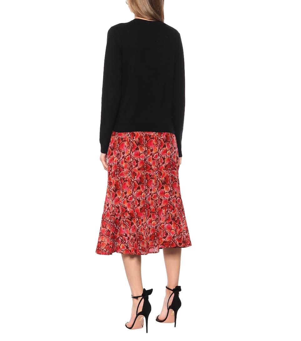 Altuzarra - Minamoto embellished cashmere sweater