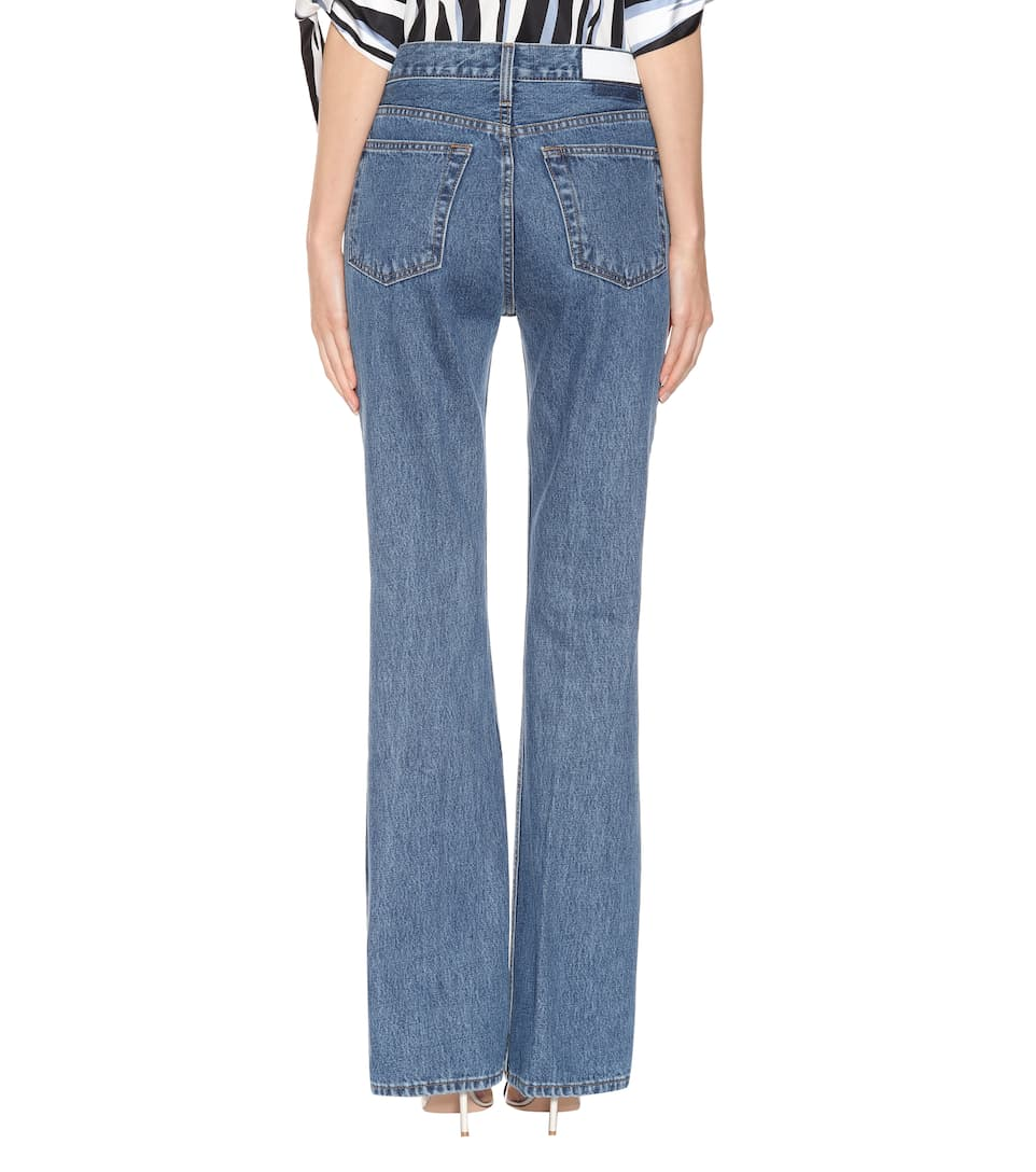 Re/Done Jeans High Break Flare