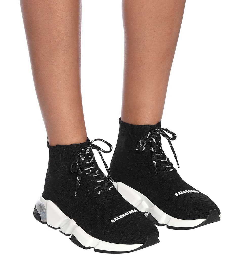 Speed Lace-Up Sneakers | Balenciaga