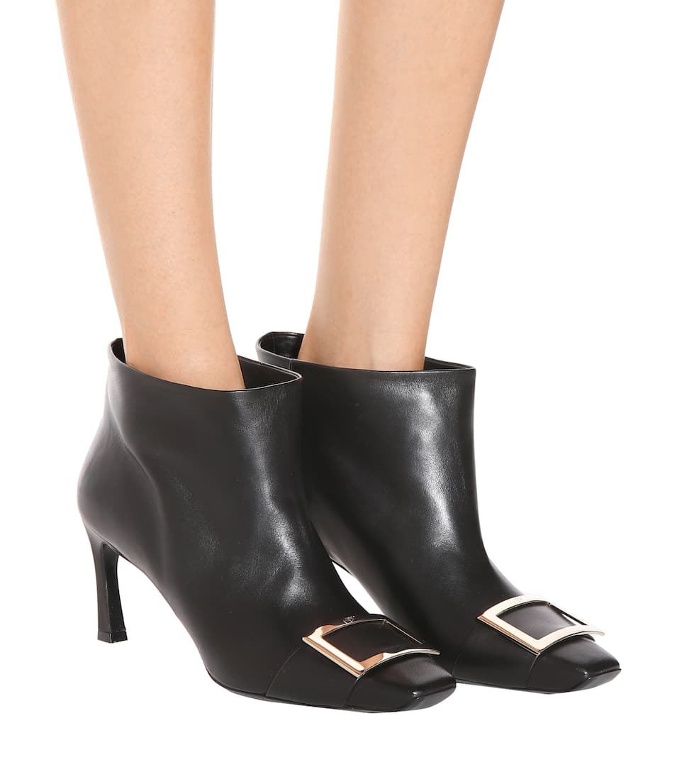 Roger Vivier Ankle Boots Trompette Extra Low
