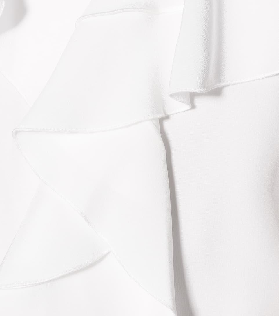 Proenza Schouler Seidentop mit Volants Rabatte Verkauf Online Eastbay Zum Verkauf n127nTV9RP